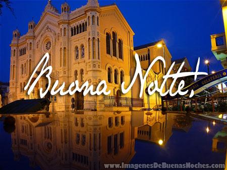 Imagen De Buenas Noches En Italiano 0030